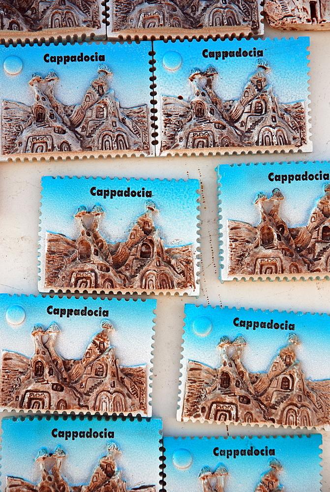 Souvenirs, Cappadocia, Anatolia, Turkey, Asia