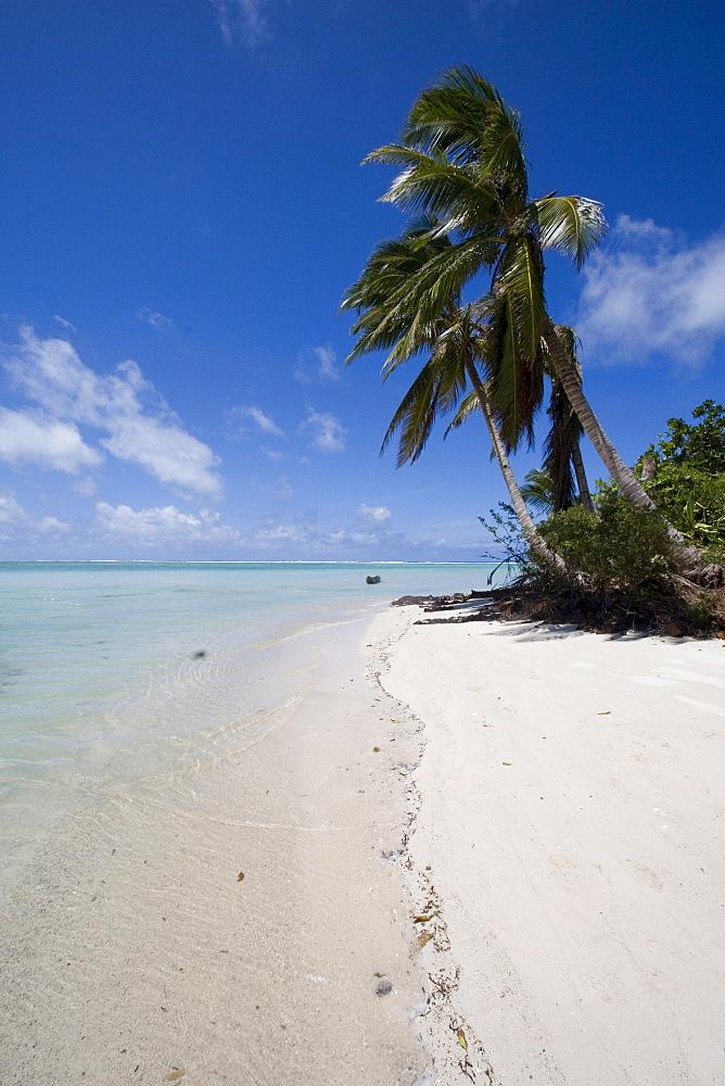 Beach on the Island of Nosy Nato, Madagascar, Africa