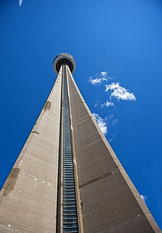 CN Tower, Toronto, province of Ontario, Canada, North America
