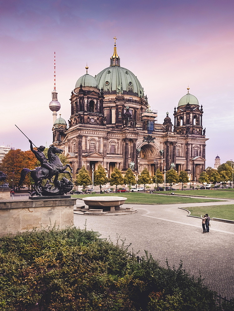 Berlin Cathedral, Berlin, Germany, Europe