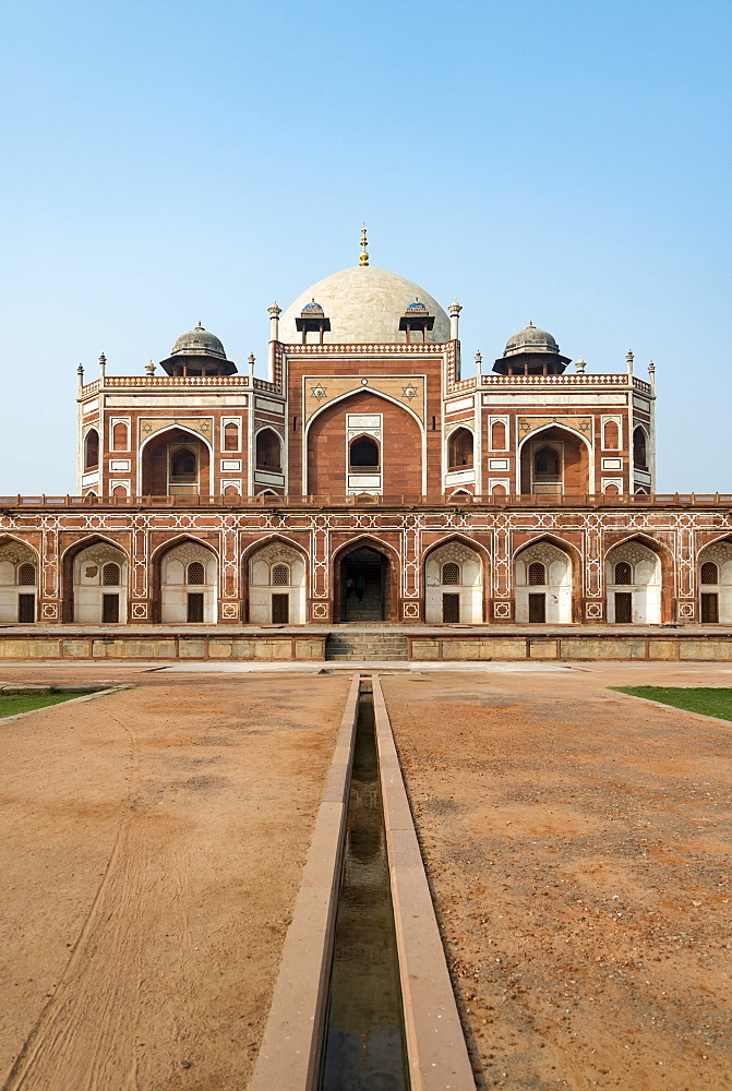 Humayun's Tomb, New Delhi, India, Asia