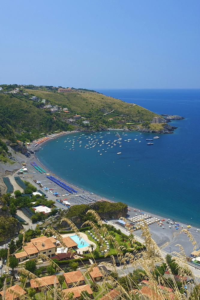 Coast, San Nicola Arcella, Calabria, Italy, Europe