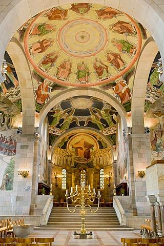 Vor Frue Kirke, Viborg Cathedral, interior, Viborg, Jutland, Denmark, Europe