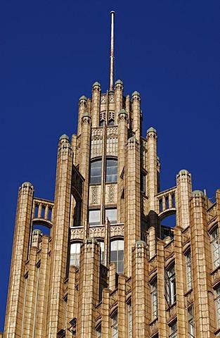 Manchester Unity Building, Melbourne, Victoria, Australia
