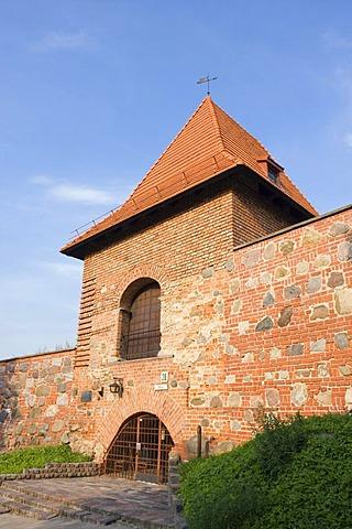 The Bastion, a Renaissance fortification, Vilnius, Lithuania, Europe