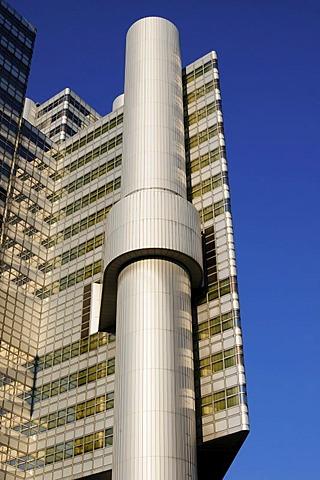 Hypo Bank building, Bogenhausen, Munich, Bavaria, Germany, Europe