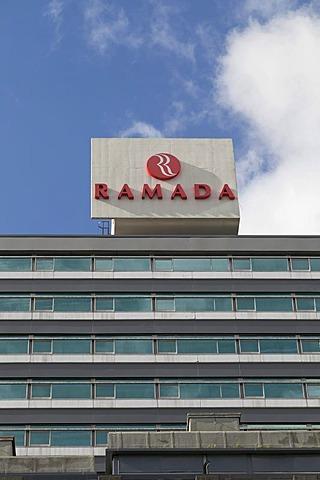 Ramada hotel, Manchester, England, United Kingdom, Europe