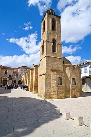Agios Ioannis Church, Nicosia, Cyprus