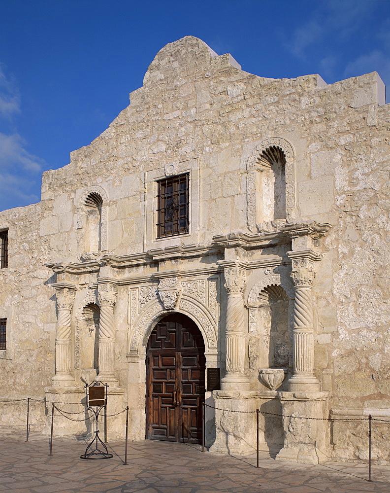 Alamo, San Antonio, Texas, United States of America, North America