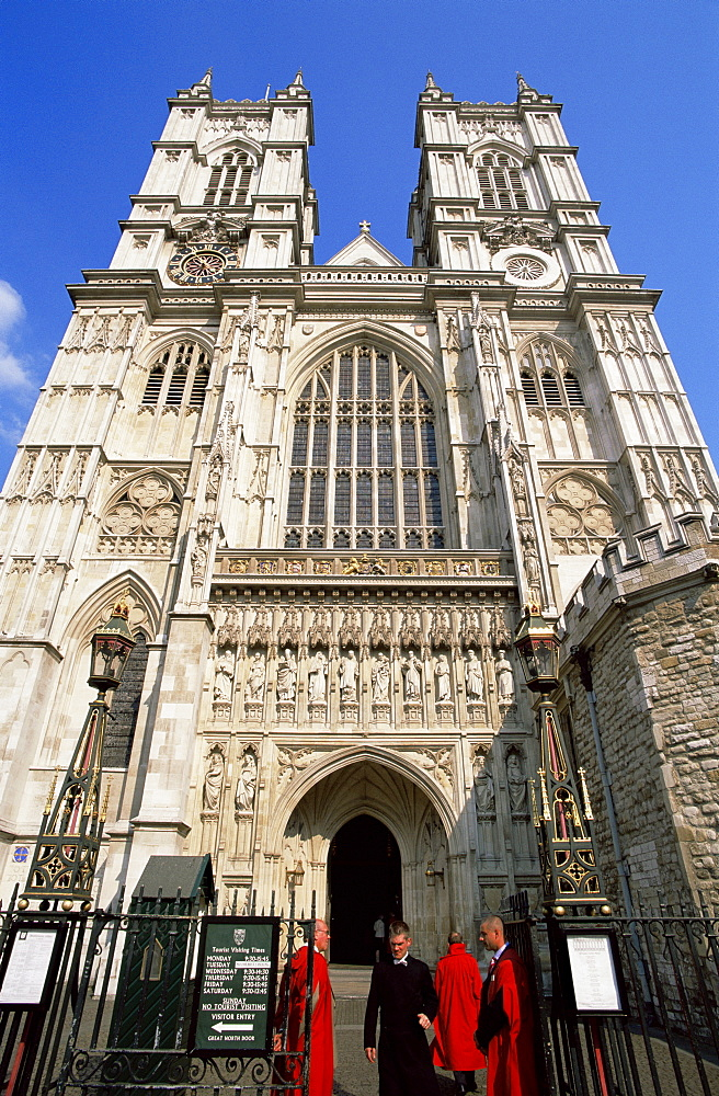 Westminster Abbey, London, England, United Kingdom, Europe