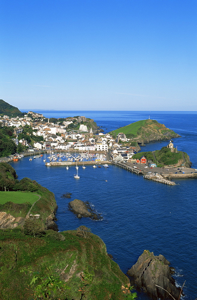 Ilfracombe, Devon, England, United Kingdom, Europe