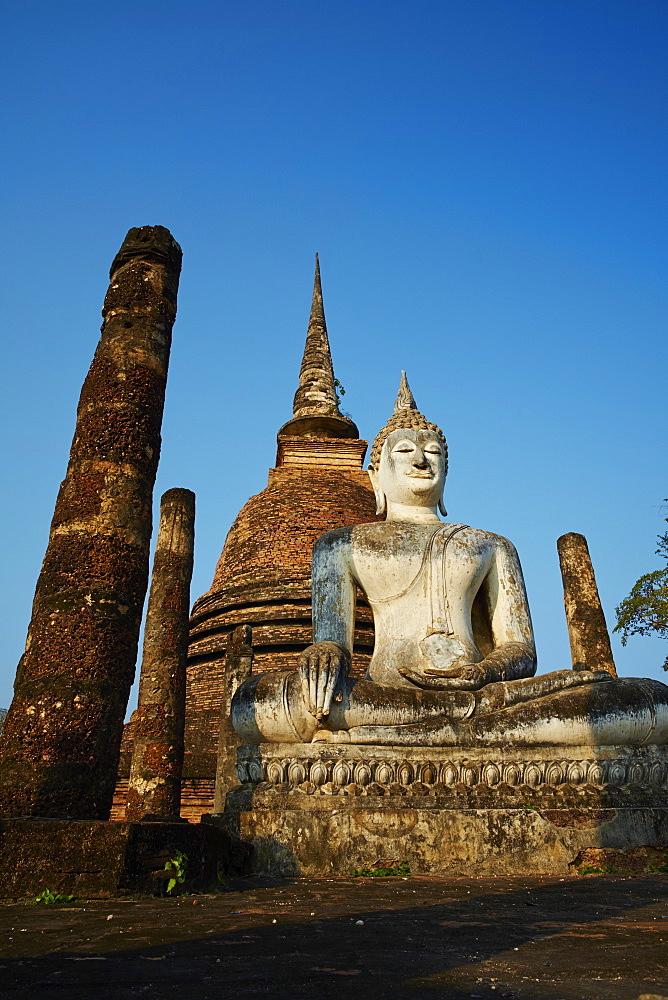 Wat Sa Sri, Sukhothai Historical Park, UNESCO World Heritage Site, Sukhothai, Thailand, Southeast Asia, Asia - 841-1519