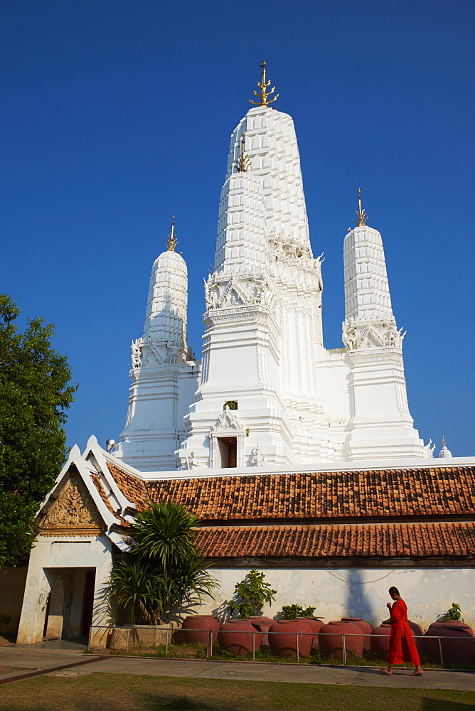 Wat Mahathat Worawihan, Petchaburi, Thailand, Southeast Asia, Asia - 841-1569