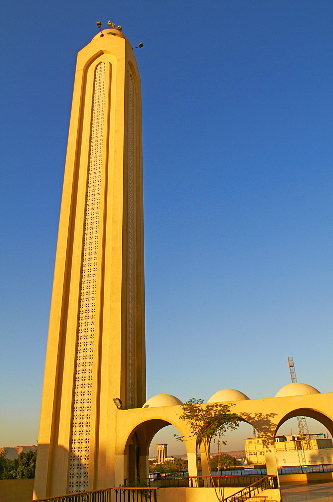 Cathedral, Aswan, Egypt, North Africa, Africa