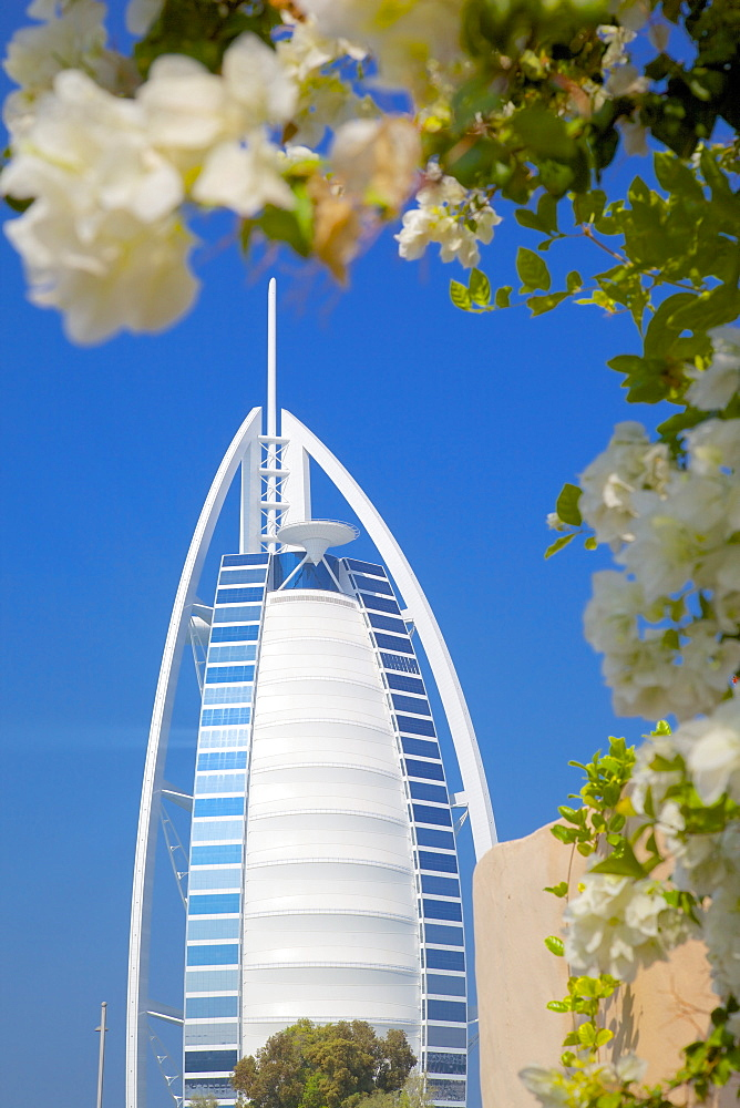 Burj Al Arab, Dubai, United Arab Emirates, Middle East