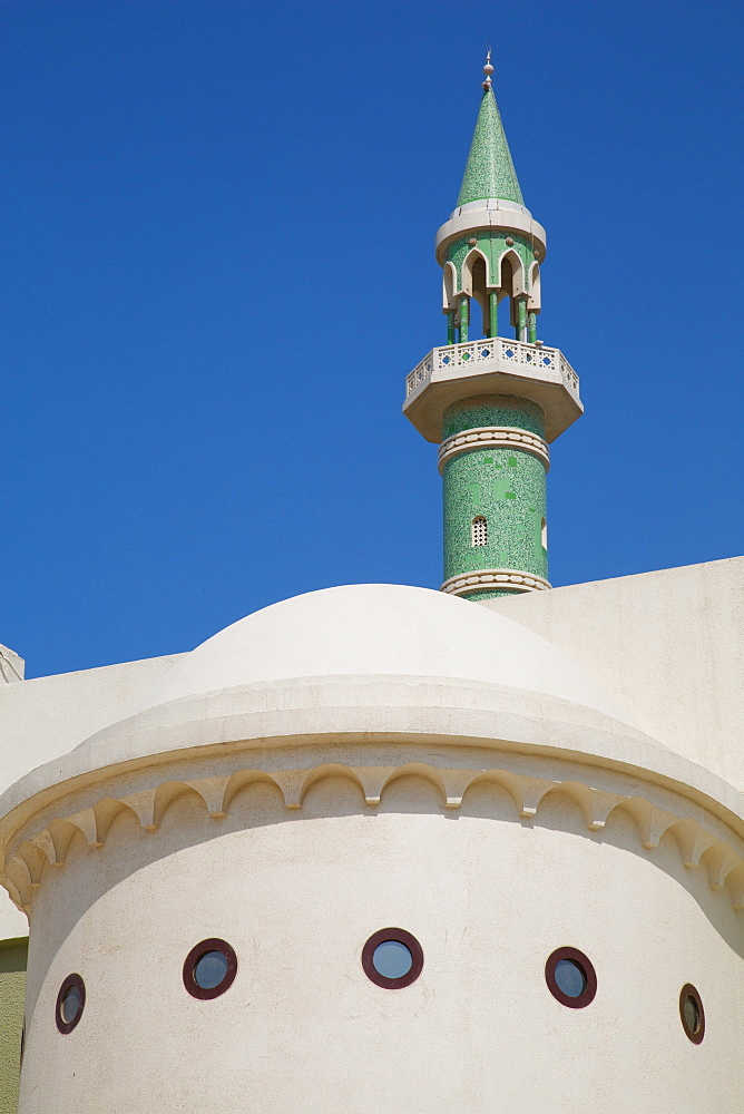 Grand Mosque Minaret, Doha, Qatar, Middle East
