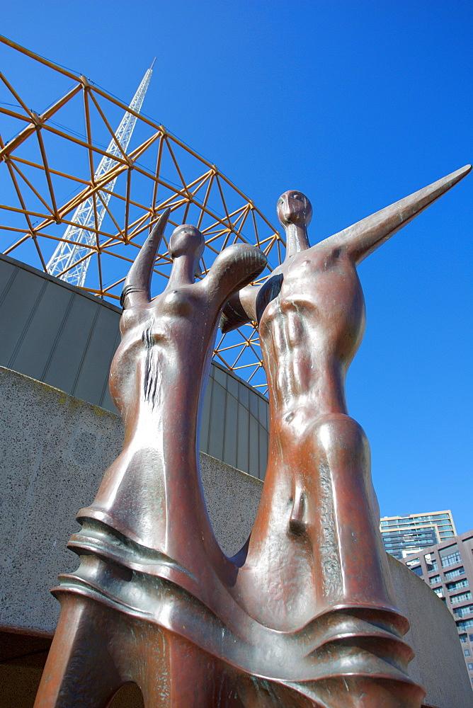 The Arts Centre, Melbourne, Victoria, Australia, Pacific