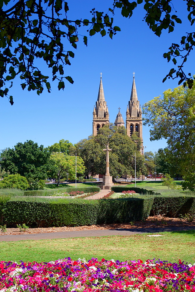 St Peter's Cathedral, Adelaide, South Australia, Oceania