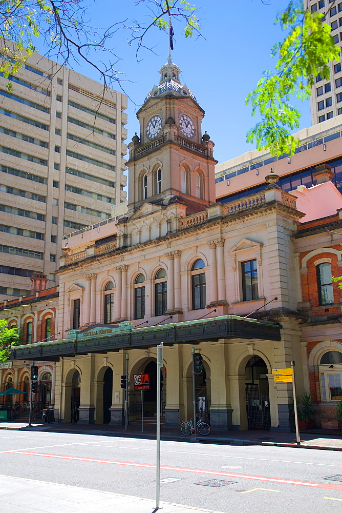 Central Station, Brisbane, Queensland, Australia, Oceania