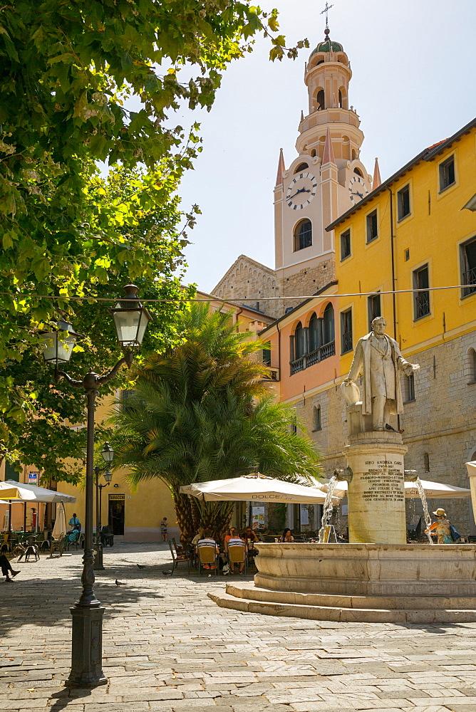 Concattedrale di San Siro, Sanremo (San Remo), Liguria, Italy, Europe
