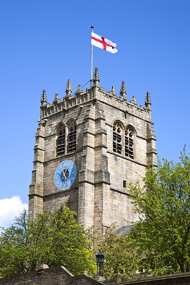 St Peters Cathedral Church, City of Bradford, West Yorkshire, England