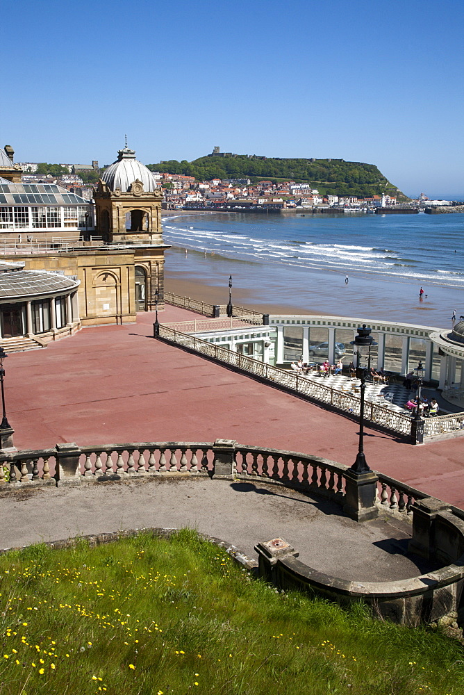 The Spa Complex, Scarborough, North Yorkshire, Yorkshire, England, United Kingdom, Europe