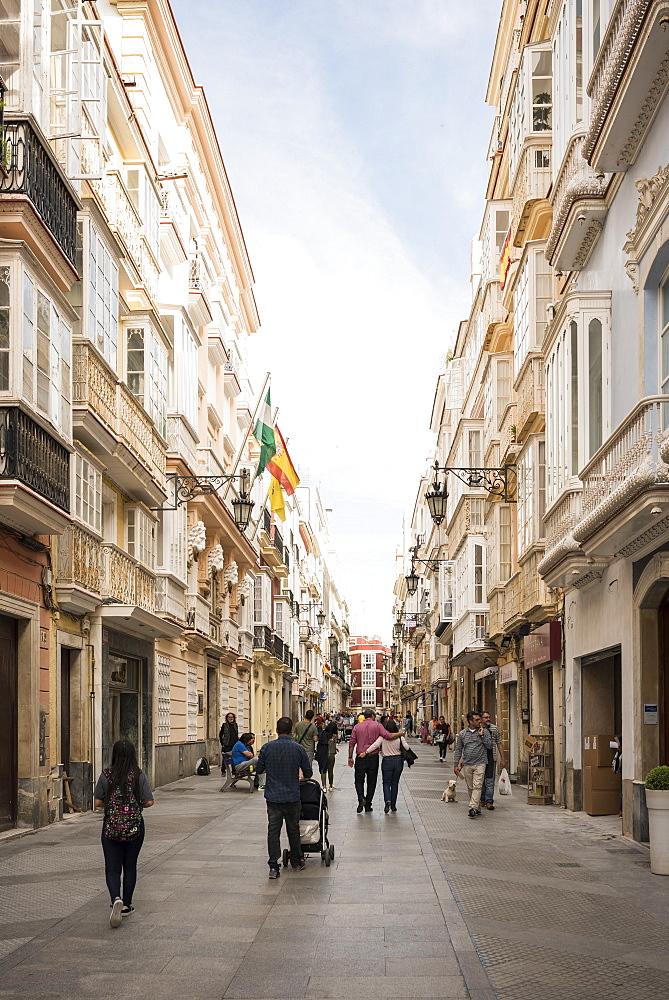 Cadiz, Andalucia, Spain, Europe - 848-1608