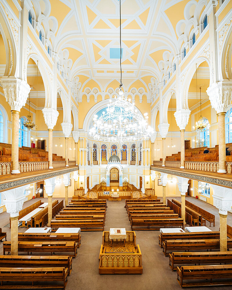 Grand Choral Synagogue, Saint Petersburg, Leningrad Oblast, Russia