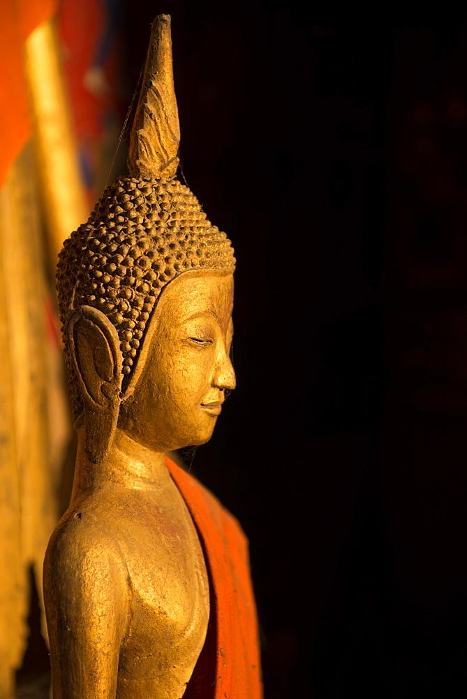 Wat Xieng Thong, Luang Prabang, Laos, Indochina, Southeast Asia, Asia