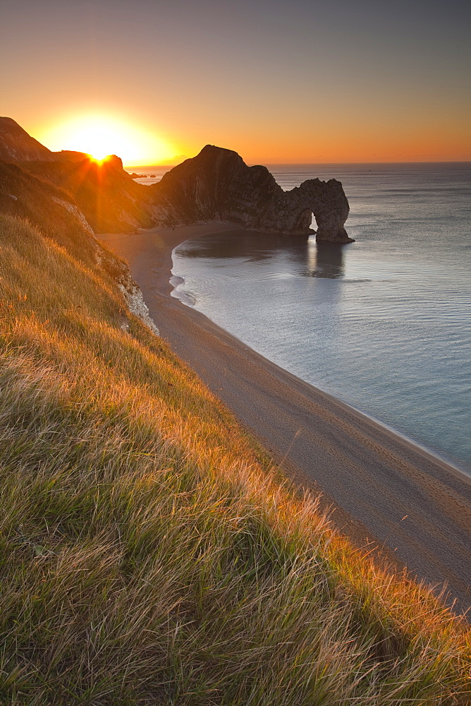 Durdle Door, Dorset, Jurassic Coast, UNESCO World Heritage Site, England, United Kingdom, Europe