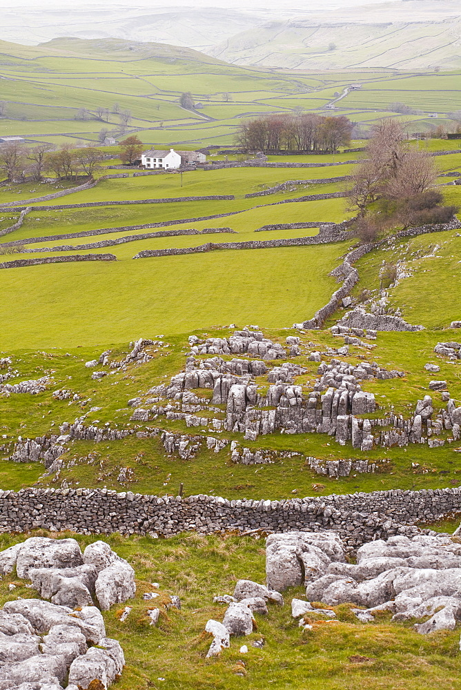 The Winskill Stones area of the Yorkshire Dales, Yorkshire, England, United Kingdom, Europe