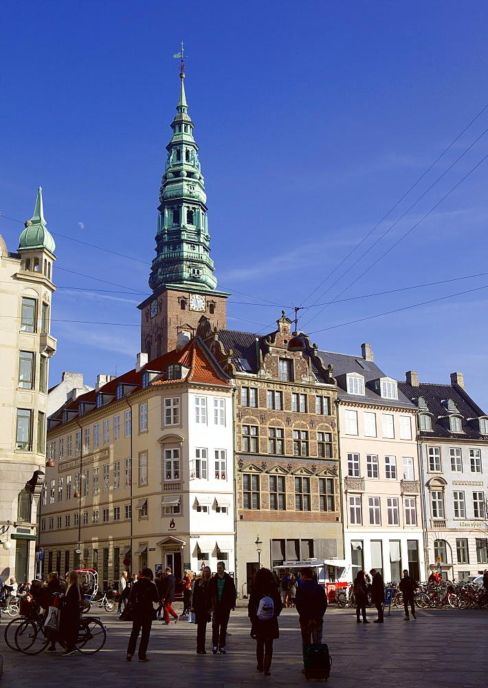 Nikolaj Kirke (Nikolai Church), Copenhagen, Denmark, Scandinavia, Europe