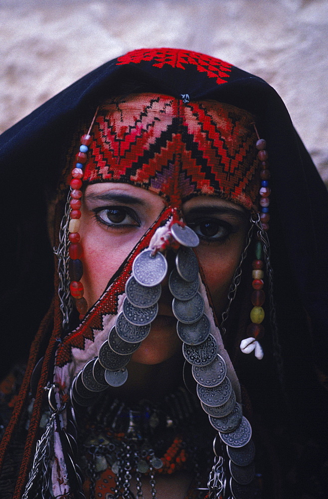 Palestinians are proud to model and wear traditional finery, symbol of their national identity.