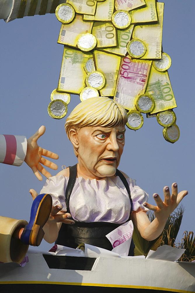 German Chancellor Angela Merkel - 857-48850