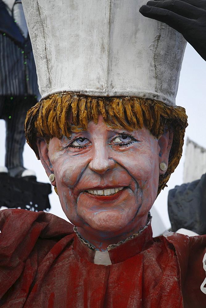 German Chancellor Angela Merkel. - 857-48887