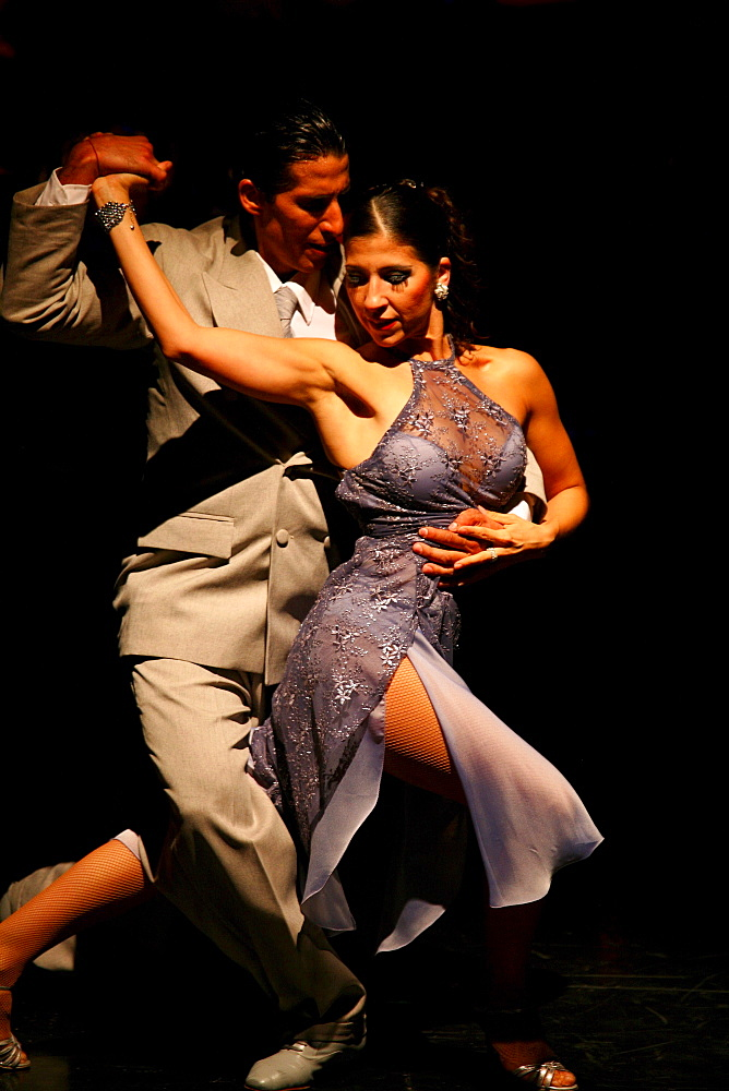 Theater Piazzola, Tango, Buenos Aires, Argentina - 857-58823