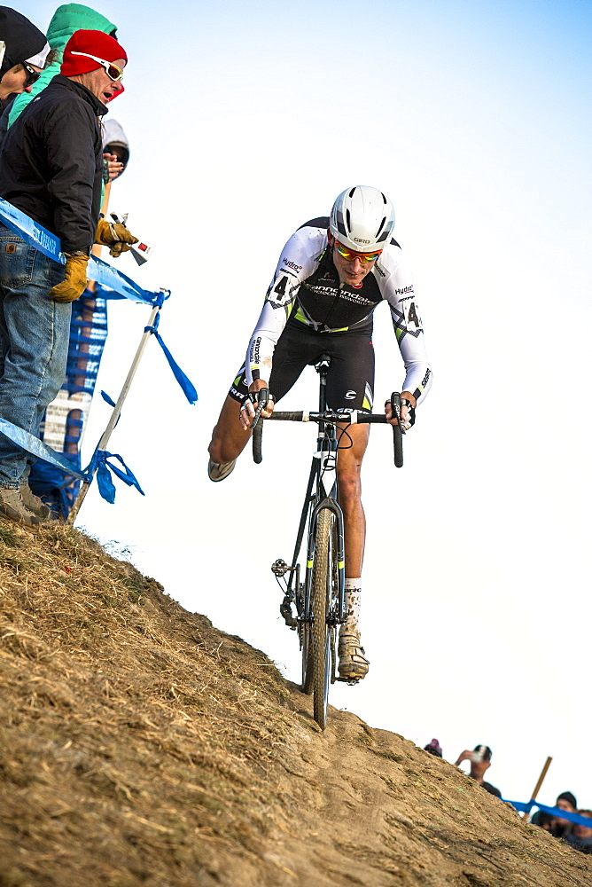 Ryan Trebon in Boulder, CX Nationals 2014