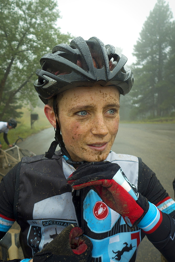 Laura Winberry, cyclocross racer