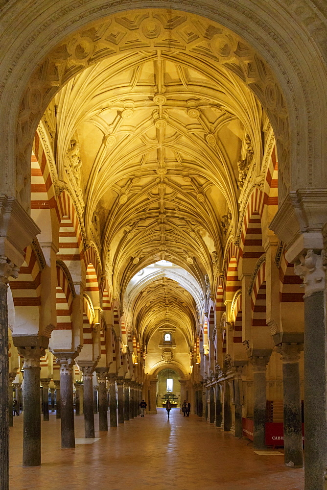 Mezquita De Cordoba In Andalucia, Spain