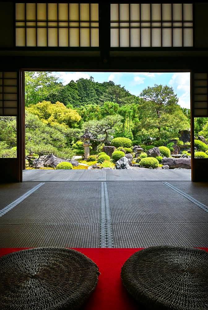Myomanji temple, Kyoto, Japan