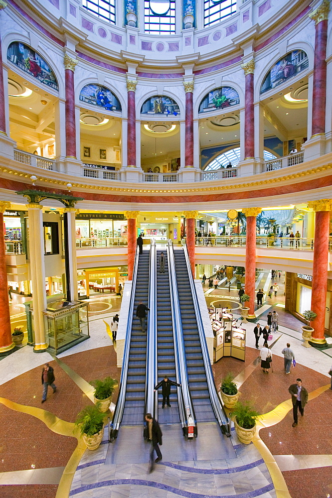 The Trafford Centre in Manchester, England, United Kingdom, Europe