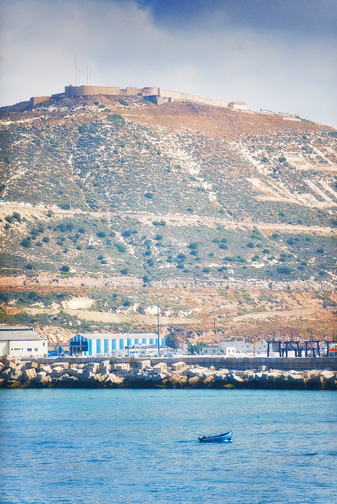 Morocco, Al-Magreb South Morocco Agadir Beach, western coast, Atlantic Ocean. Agadir, Agadir Port, Agadir. Morocco