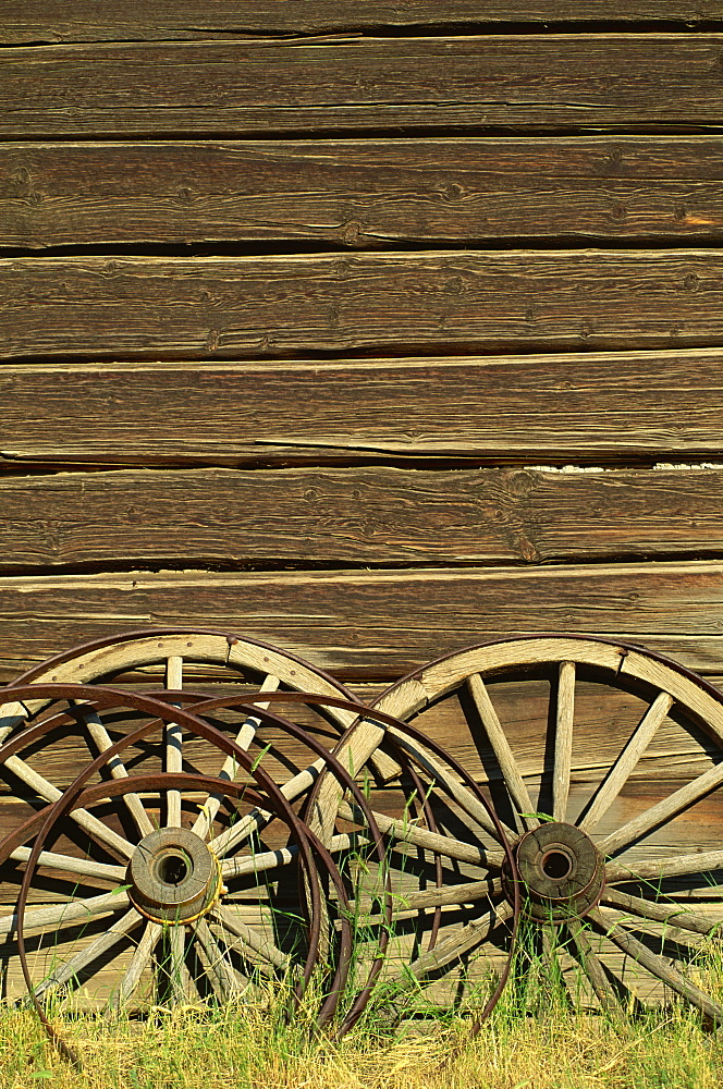 Trailways Museum, Cody, Wyoming, United States of America, North America - 94-2486