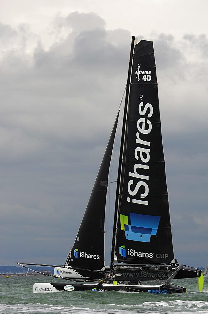I Shares Cup 2008 Extreme 40 Catamaranq