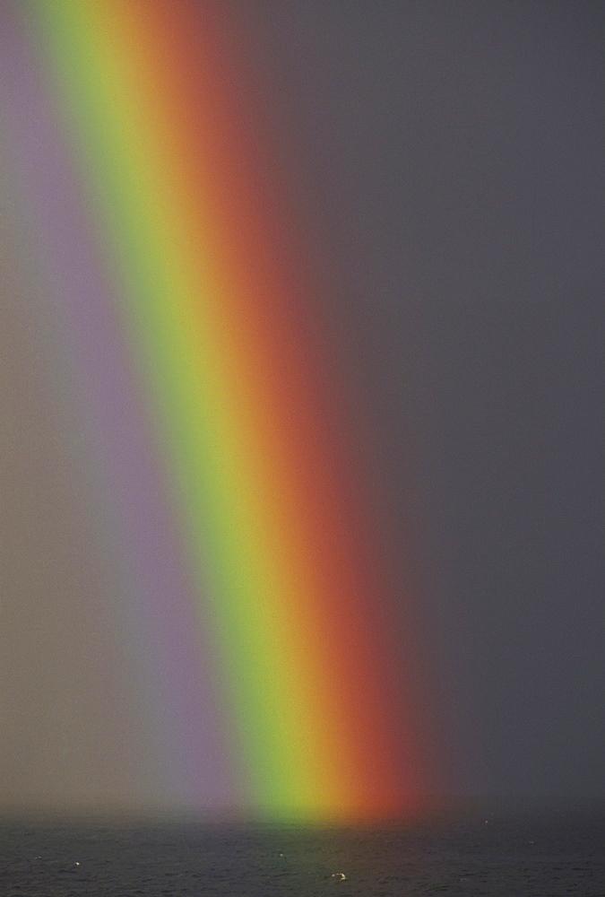 weather rainbow skye, scotland - 987-138