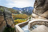 Monastery Varlaam, Meteora, Greece