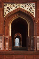 Photographer In Taj Mahal Mosque, Agra, Uttar Pradesh, India