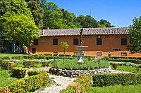 Garden of Villa di Pratolino, Vaglia, Firenze Province, Tuscany, Italy, Europe