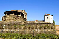 Fortezza da Basso (Fortezza di San Giovanni Battista), UNESCO World Heritage Site, Florence, Tuscany, Italy, Europe