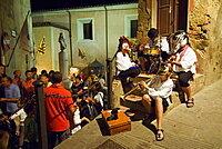 Apriti Borgo Festival, Campiglia Marittima, Livorno, Tuscany, Italy, Europe